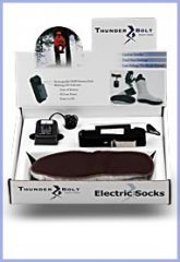 WTS: Thunderbolt Electric Socks....new, never used