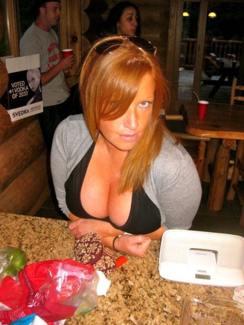 Busty Gallery Mature Redhead