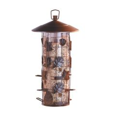 Does a squirrel-proof birdfeeder exist?
