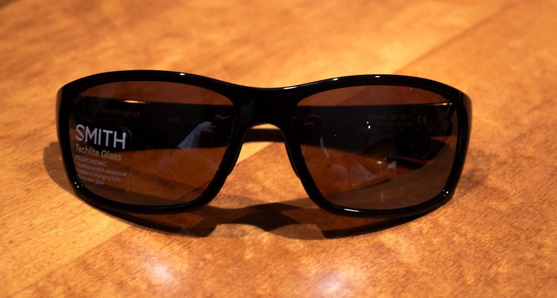 New smith redmond polarchromic glass fishing sunglasses for Smith fishing sunglasses