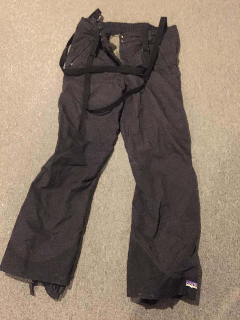 F s patagonia gore tex pants softshell jacket and for Lightweight fishing pants