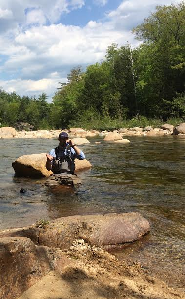 White mountains fly trip nh fly fishing surftalk for Best trout fishing in new hampshire