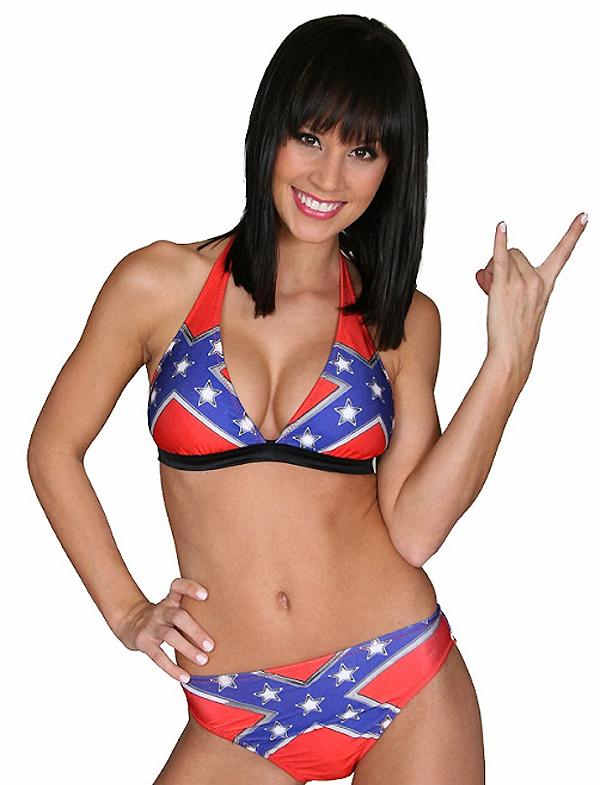 Confederate girls