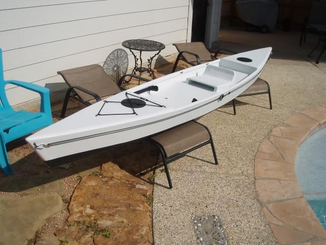 Custom Kayak Sit On Top - Kayaking and Kayak Fishing Forum - SurfTalk