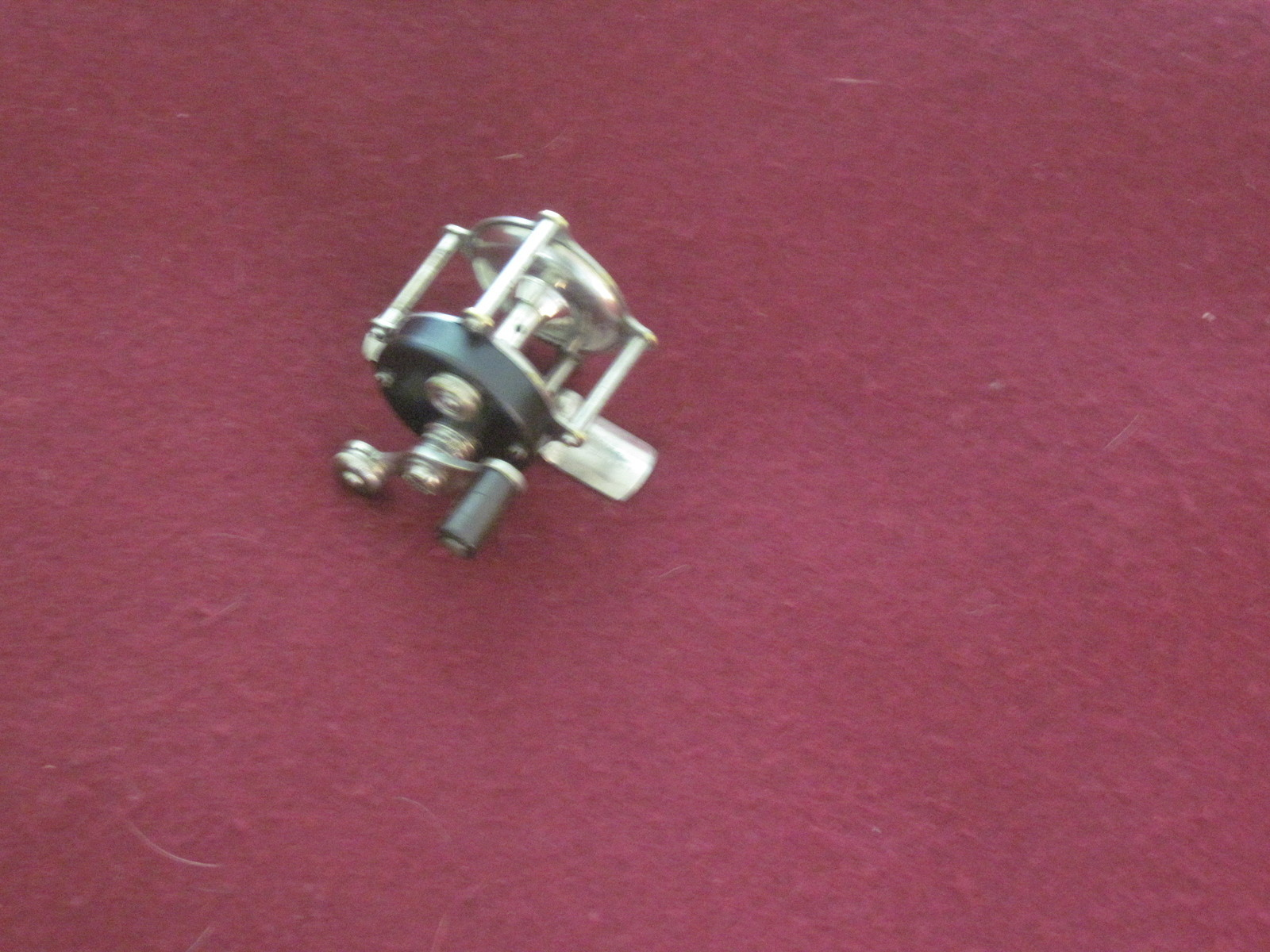 SMALL EDWARD VOM HOFE OR PENNELL REEL Item 261235326300 $76.00.JPG