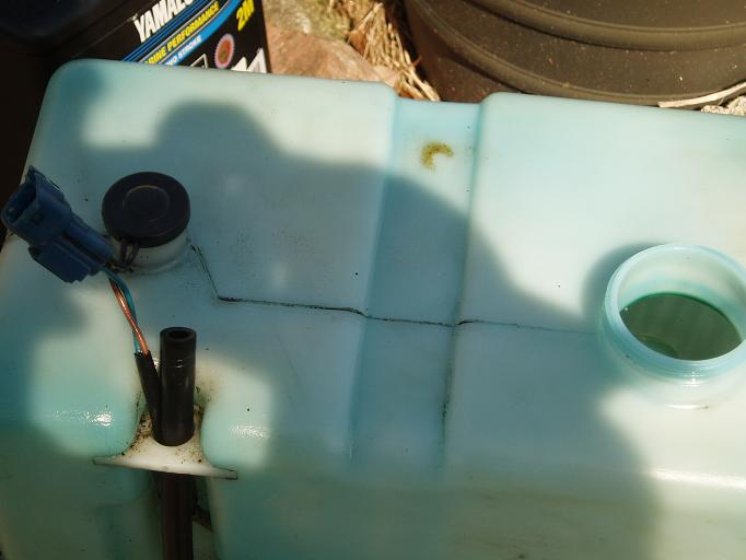 Yamaha Oil Tank Question - Boating and Boat Fishing - SurfTalk