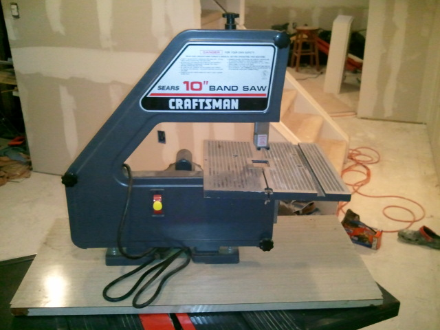 For Sale 10inch Craftsman Bandsaw General Buy Sell Trade