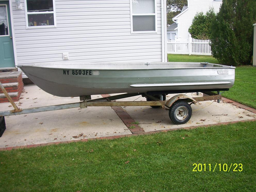 Sears Aluminum Boat Year Free Boat Plans