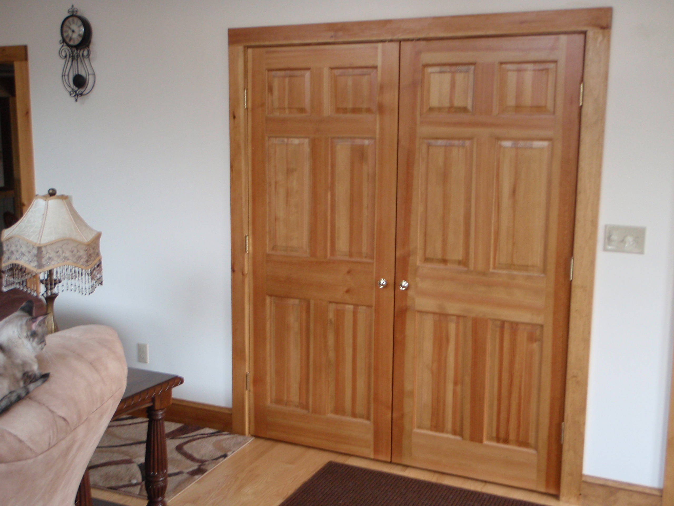 Double hung interior doors page 2 for Double hung interior closet doors