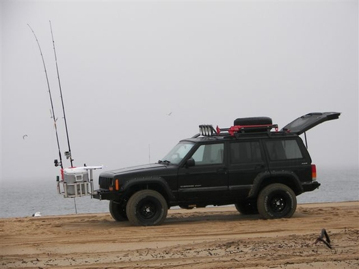 Beach Jeep For Sale 2001 Xj Cherokee Built And Optioned