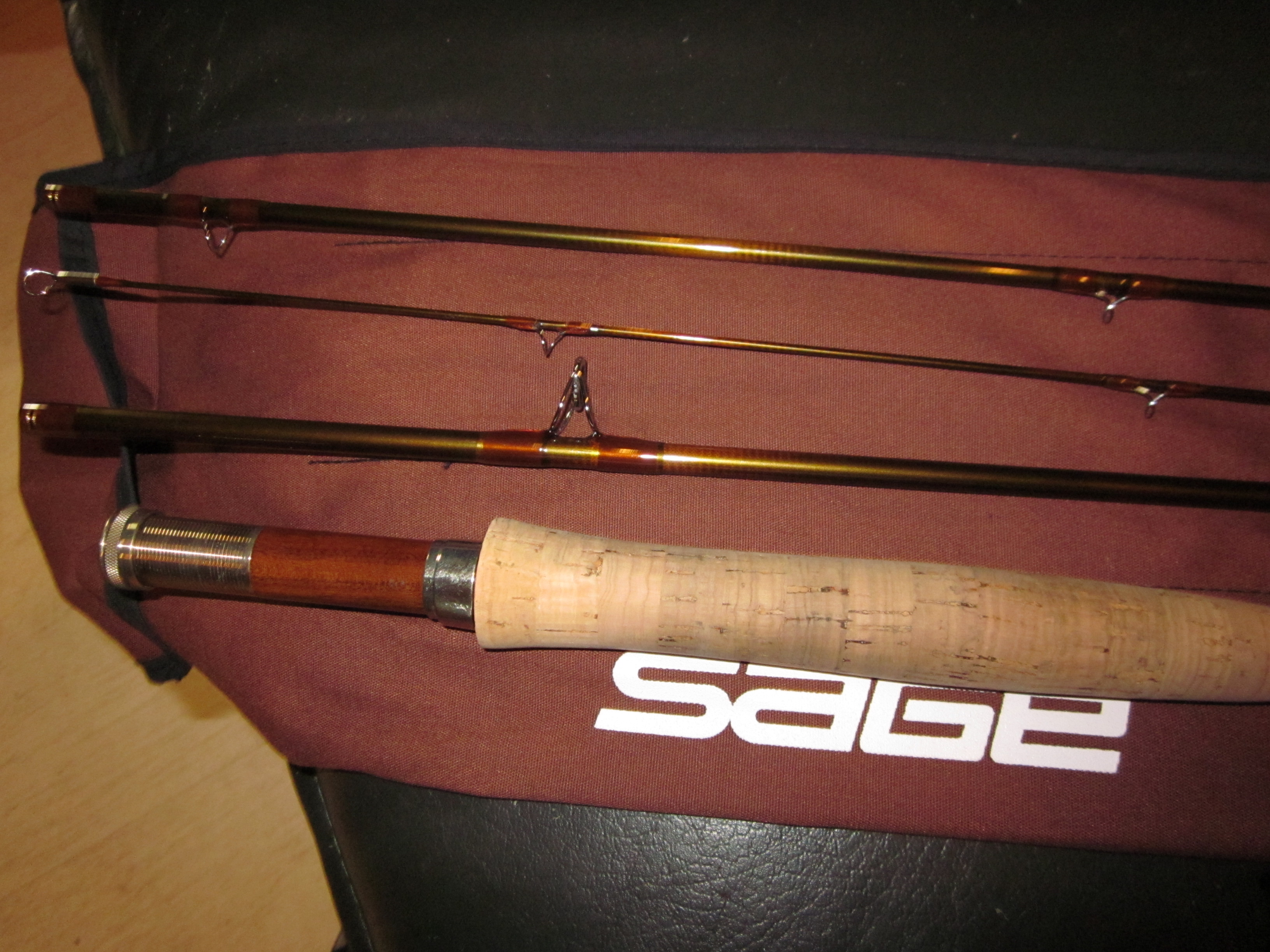 Sage slt fly rods for sale or trade fly fishing bst for Fly fishing rods for sale