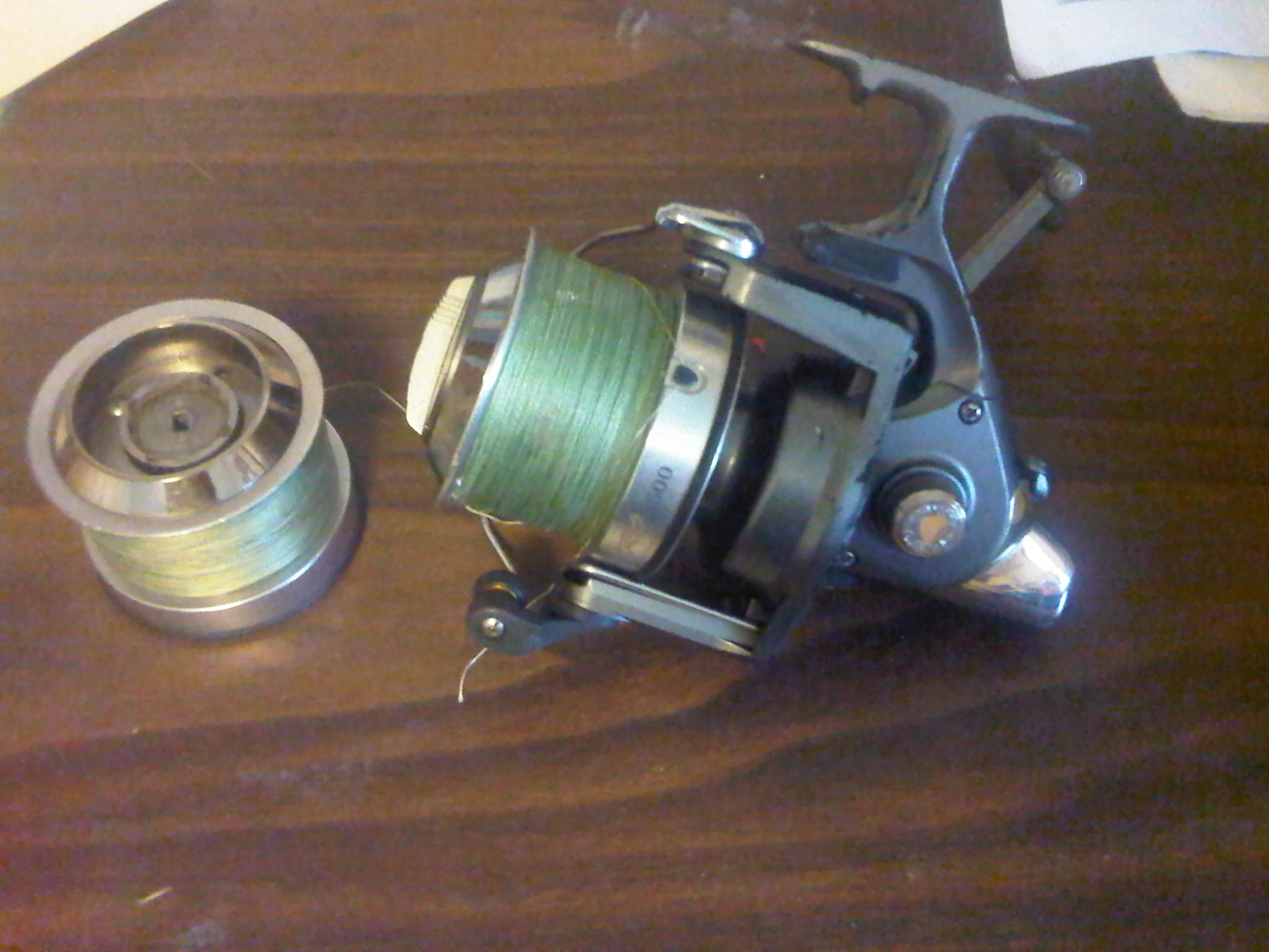 Daiwa Emblem Pro 5500 and penn 8500 spool(new) - General Buy