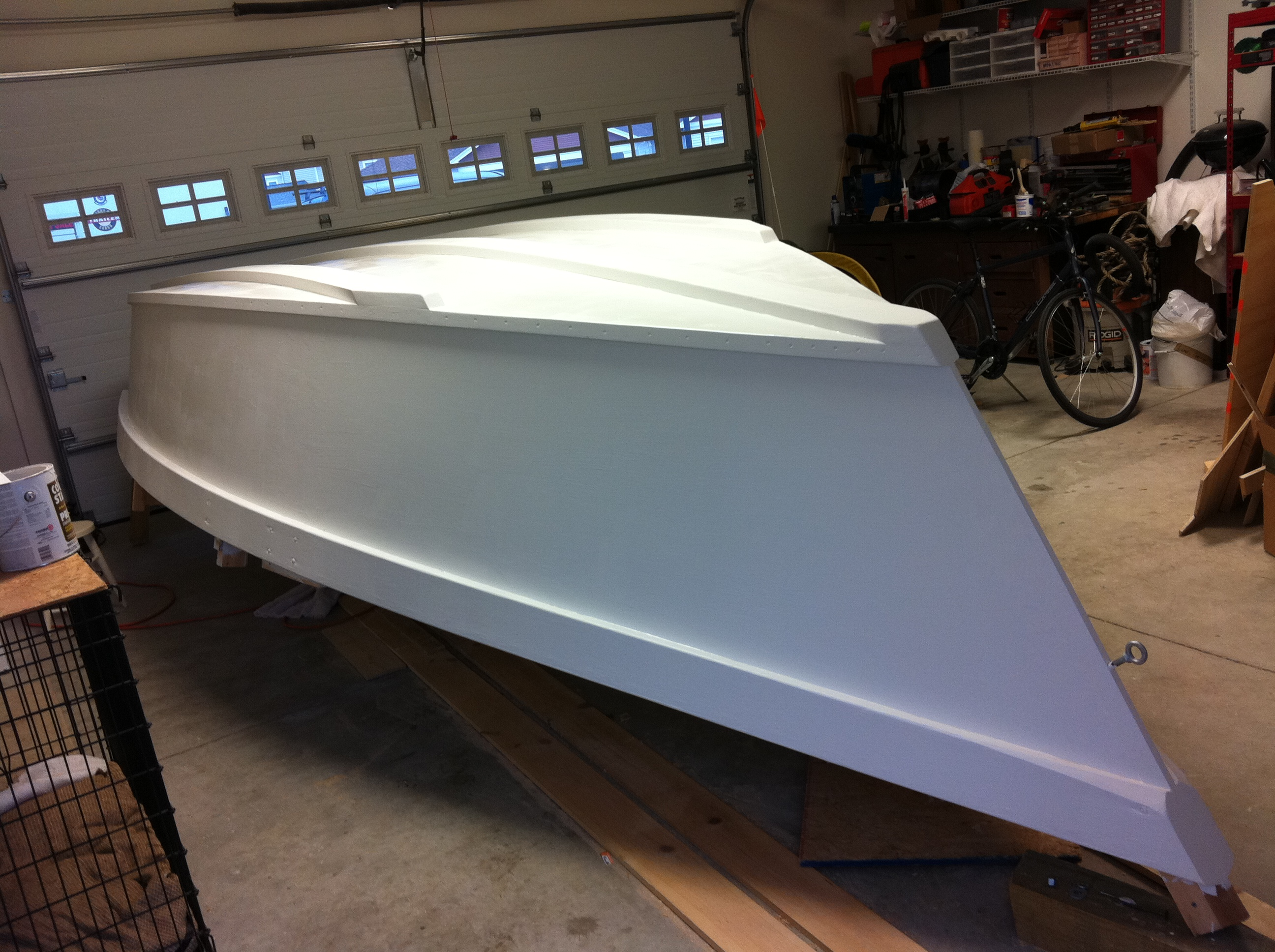 The Scrounge - 18' Brockway - Boating and Boat Fishing - SurfTalk