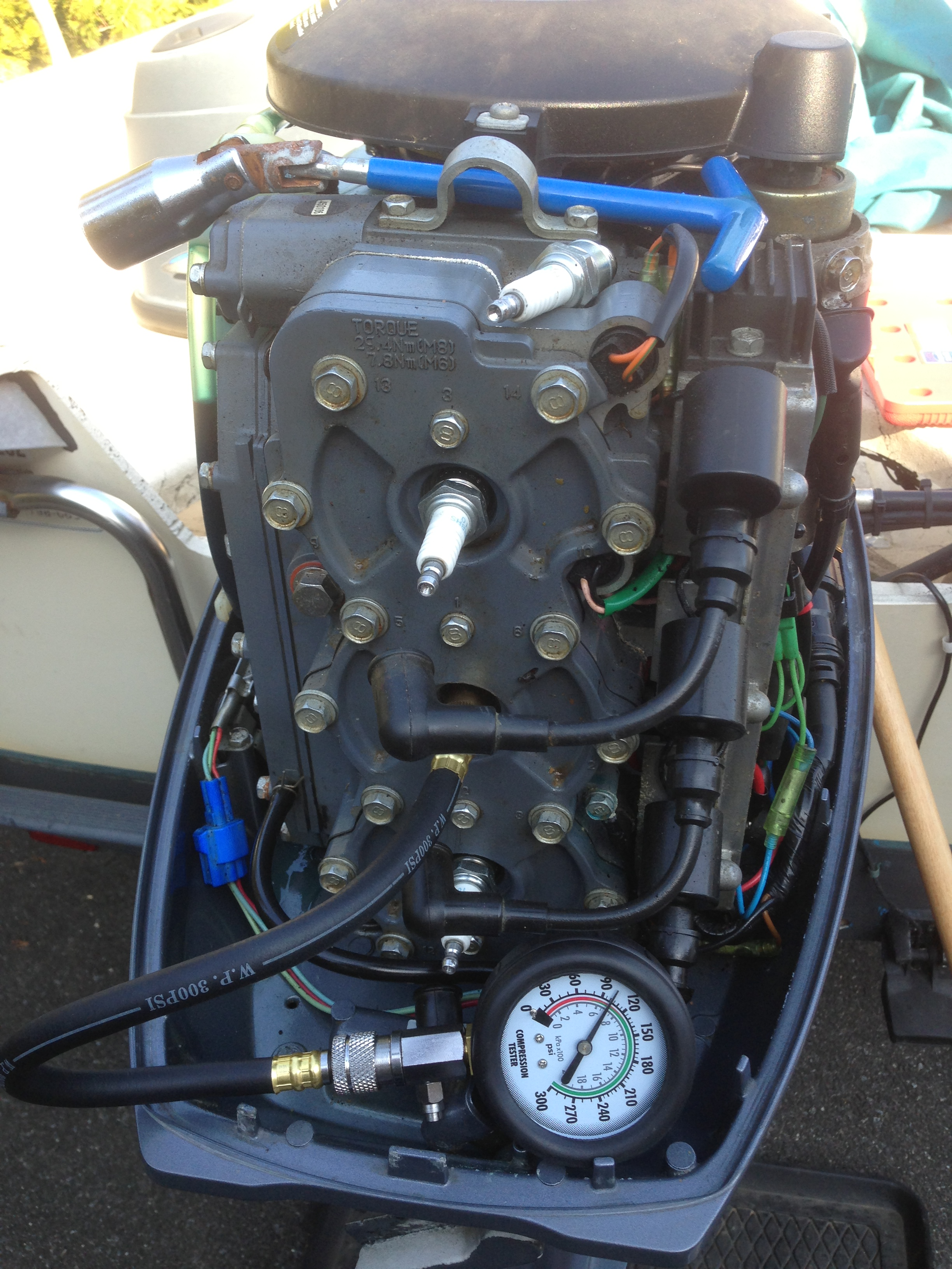 2002 Yamaha 50 HP 2 stroke - General Buy/Sell/Trade Forum