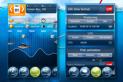 Tide graph app for iphone new jersey fishing surftalk for Tides for fishing app