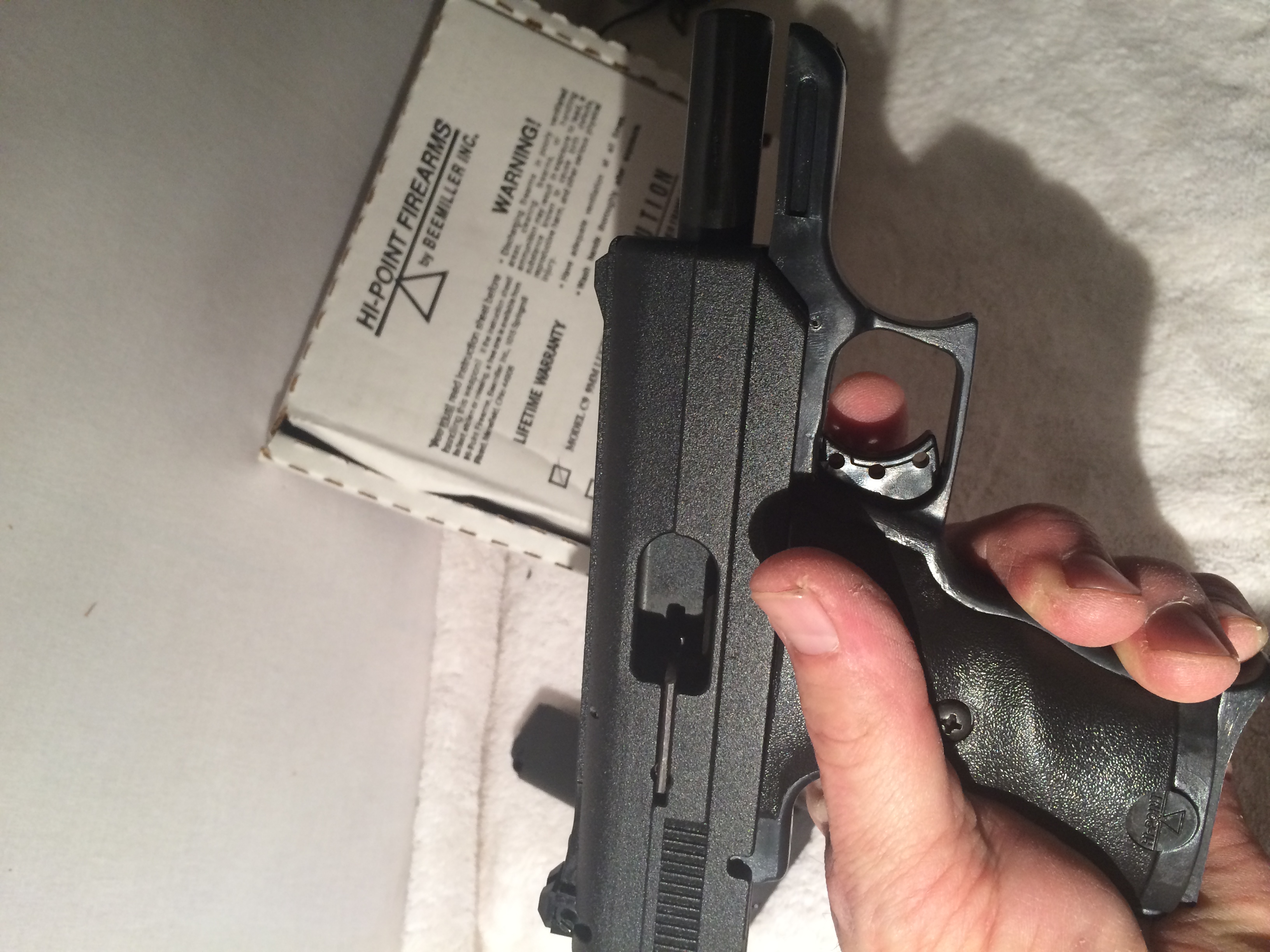 FS Hi-Point C9 , 9mm pistol - General Buy/Sell/Trade Forum