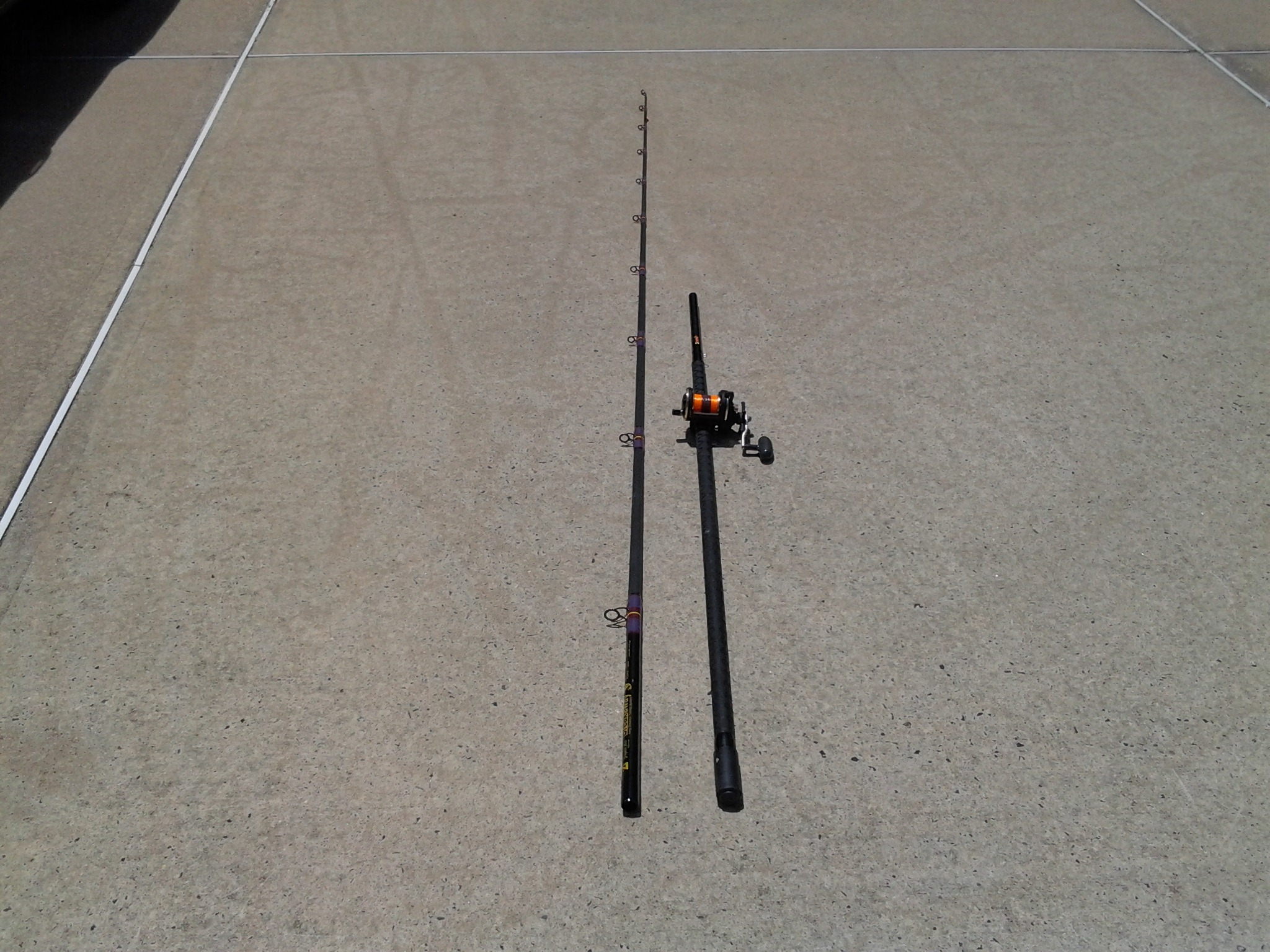 e61839637df WTS - Custom Hatteras Conventional Heaver Rod and Reel - General Buy ...