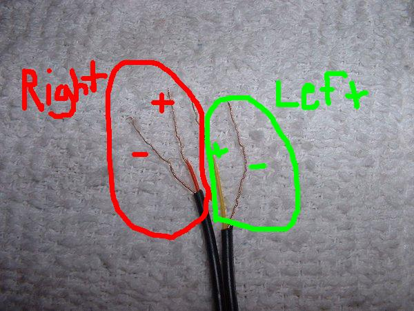 headphone wiring question Do It Yourself SurfTalk – Ipod Headphone Wiring Diagram