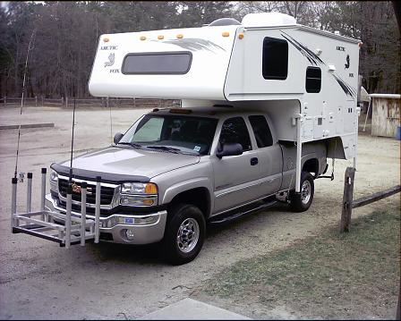 6ft bed with a 8ft camper? - Beach Buggy Forum - SurfTalk