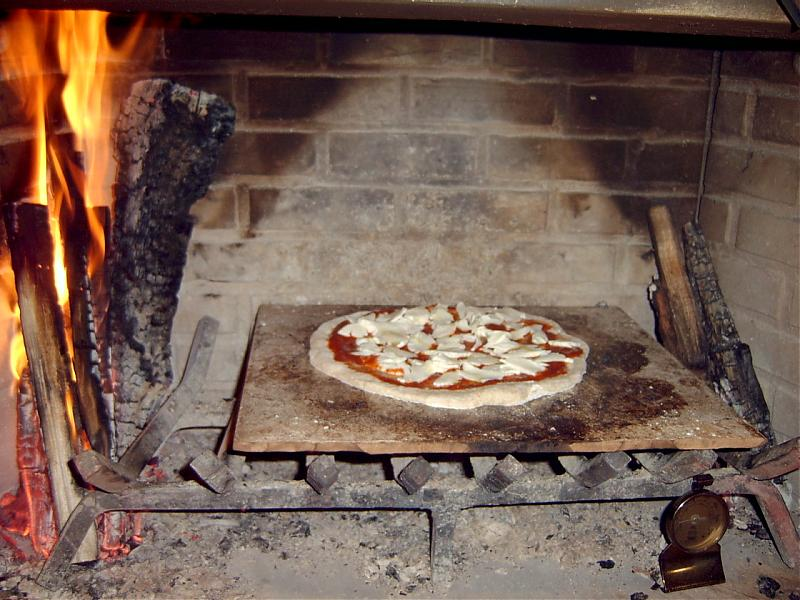 Fireplace pizza cooking your catch surftalk 525 teraionfo