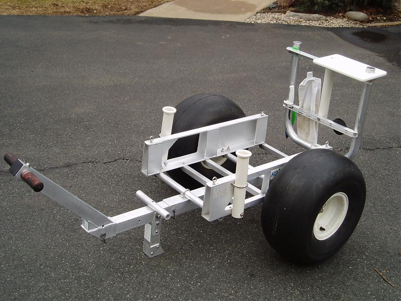 Building The Ultimate Surf Fishing Cart Main Forum