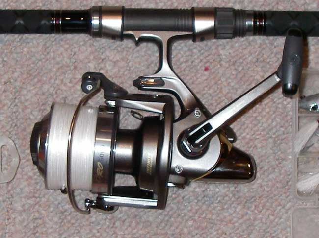 Line lay on a spinning reel - Discussion - Main Forum - SurfTalk