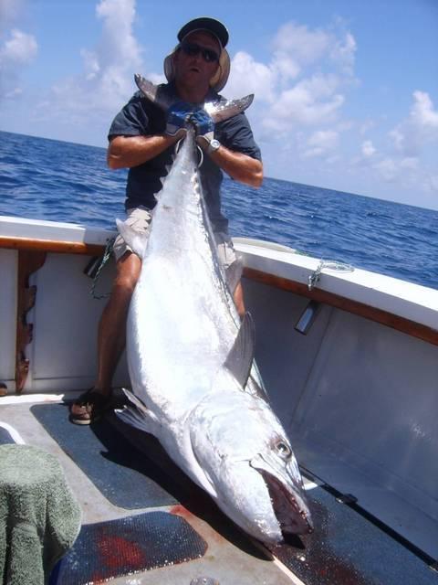 La Pesca del Atún Dientes de Perro / Dogtooth Tuna / Gymnosarda unicolor por José Manuel López Pinto  / Actualizado al 10/05/11 Attachment