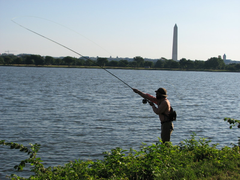 Fly fishing podcasts s02e01 tidal potomac fly rodders for Fly fishing podcast
