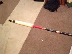 WTS: Harnell model 660 9' fly rod