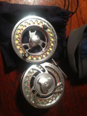 Orvis Hydros IV with spare spool