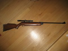 WTS:  177. Cal  Air Rifle  Beeman Webley Vulcan
