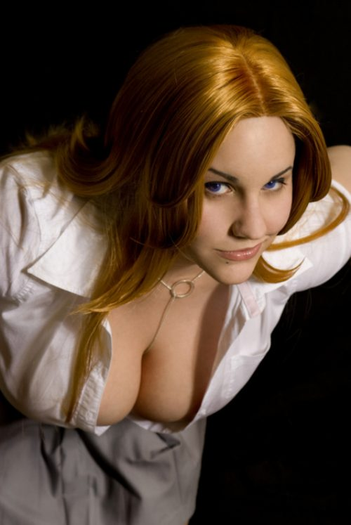 Pictures of redheaded girls