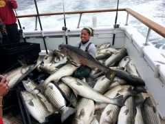 Saving Striped Bass Fishing