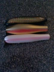 LS69 foil darter, bm junior, bm cbjr