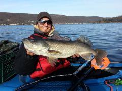 Walleye Fishing in Northen NJ?