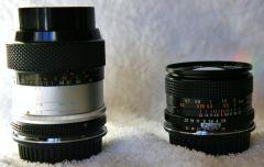 Canon EOS manual Focus Lenses F/S