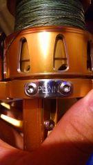 WTS: Penn Torque 5 Spinning w/Bail. Gold. CHEAP!!!