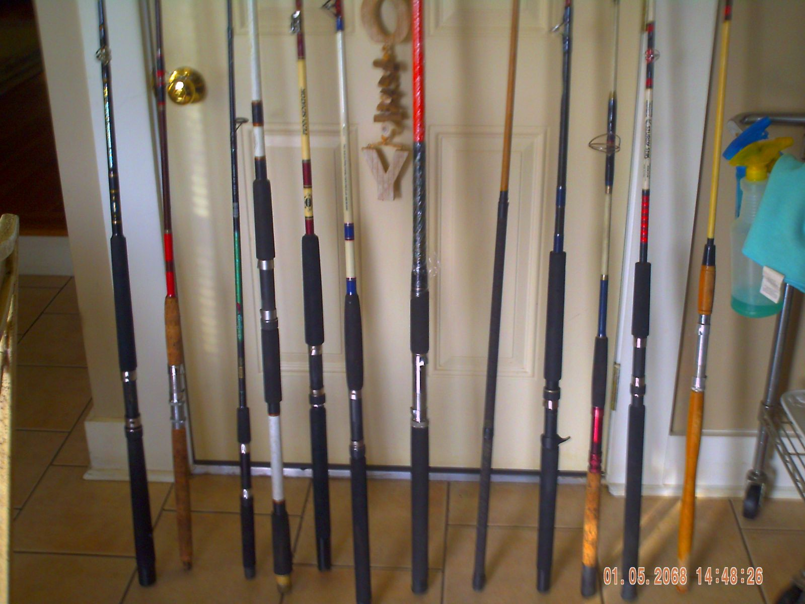 POLES AND MORE POLES~