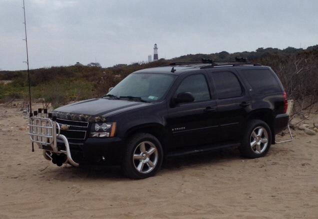 Will my new truck work on beach