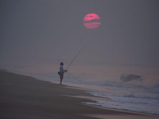 Photo's Taken While Fishing