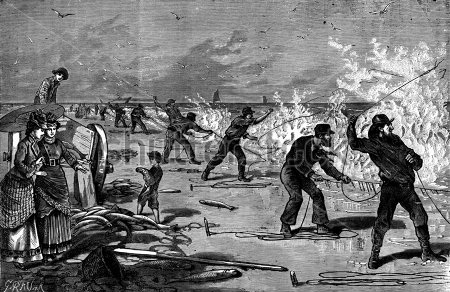 stock-photo-fishing-for-mullet-on-the-beach-of-long-island-united-states-vintage-engraved-illustration-217932427.jpg