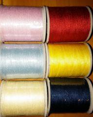 Dollar store thread vs. fly thread (ex. Danville)