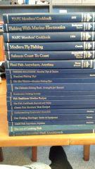 NAFC Freshwater fishing books