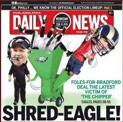 Philadelphia Eagles Free Agency pick-ups