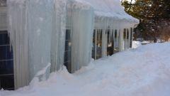 Ice dams, STILL DANGEROUS