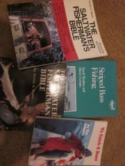 WTS or WTT 4 books - stripers and saltwater