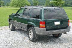 WTS 1998 Jeep Grand Cherokee Laredo