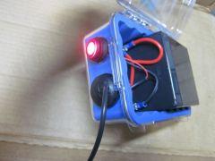 My Fishfinder battery box