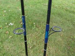 WTS 2 Used Tica Rods 8' 1 Piece