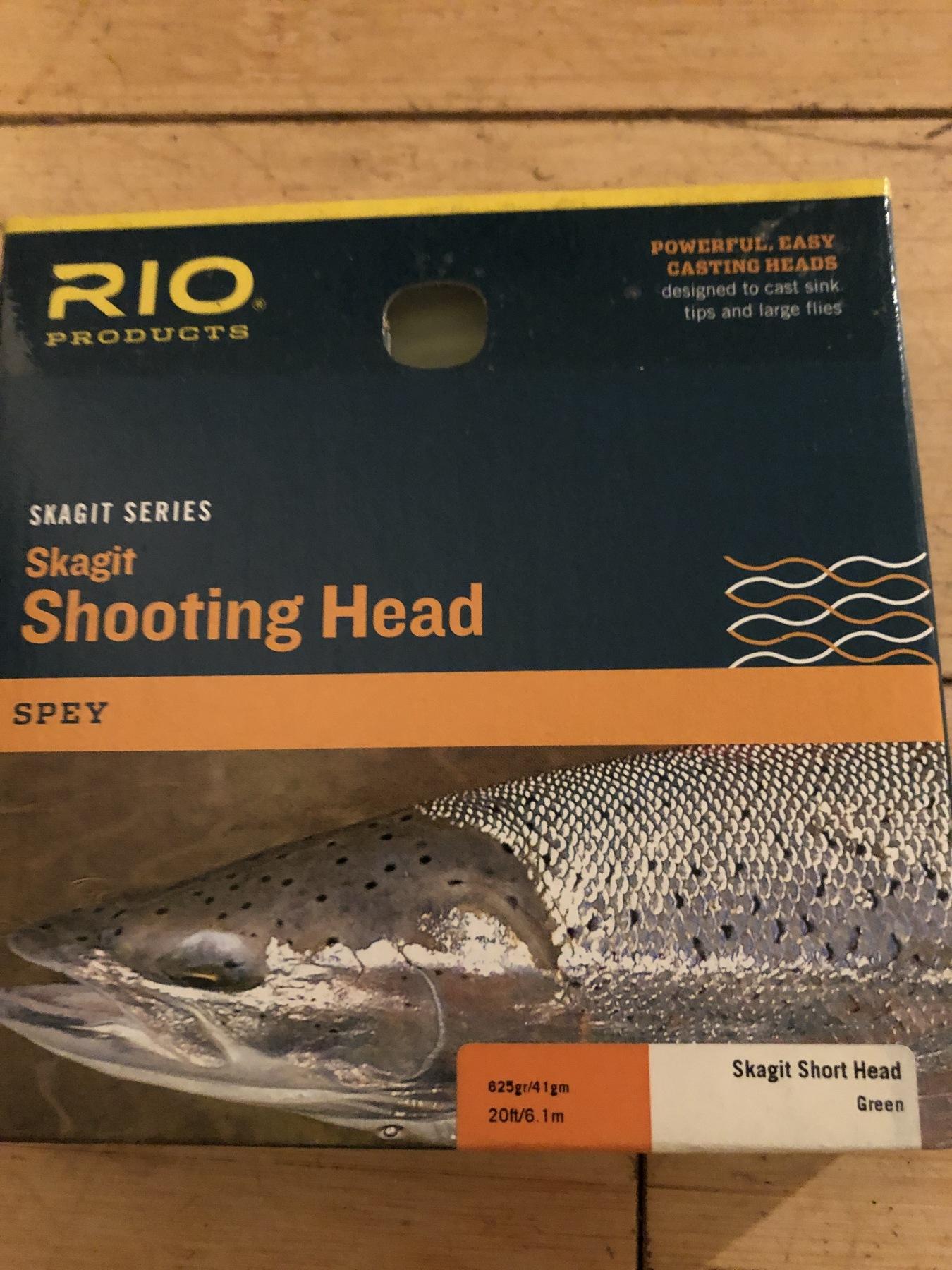rio skagit head